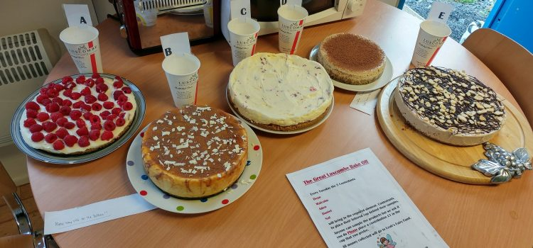 TGLBO Cheesecake Week