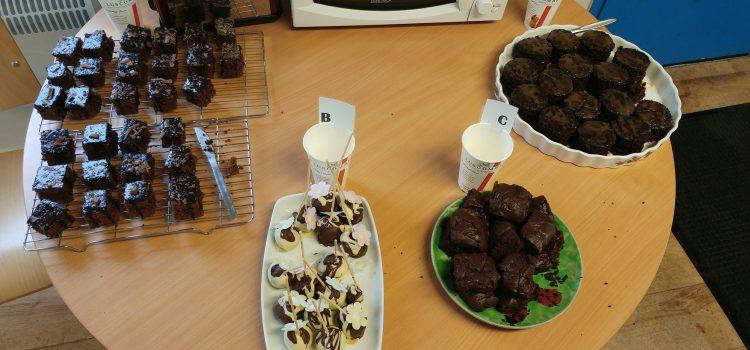 TGLBO Mini Choc Cakes