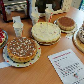 TGLBO Cheesecake Week