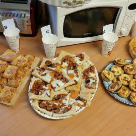 TGLBO Savoury Tarts